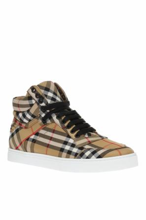 'reeth' high-top sneakers od Burberry